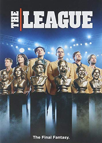 The League Season 7 DVD