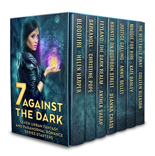 Free eBook - Seven Against the Dark