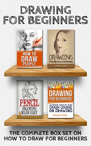 PDF Drawing for Beginners Complete Box Set on How to Draw for Beginners Drawing for Beginners How to Draw Learn How to Draw Cool Stuff Ultimate Crash Course Guide to Drawing Boxset Book 5