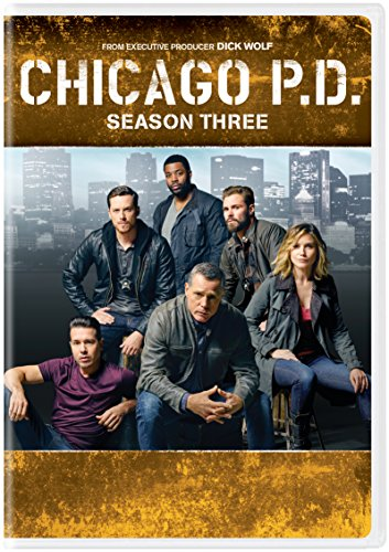 Chicago P.D.: Season Three DVD