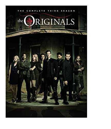 The Originals: The Complete Third Season DVD