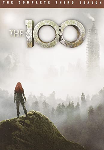 The 100: Season 3 DVD
