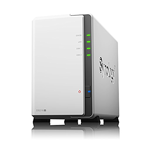 Synology DiskStation DS216j デュアルコアCPU 2ベイNASキット DTCP-IP対応可 CS6426 #Personal_Computer #B01BTJ6G9O