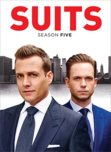 Suits: Season Five DVD