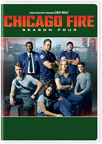 Chicago Fire: Season Four DVD