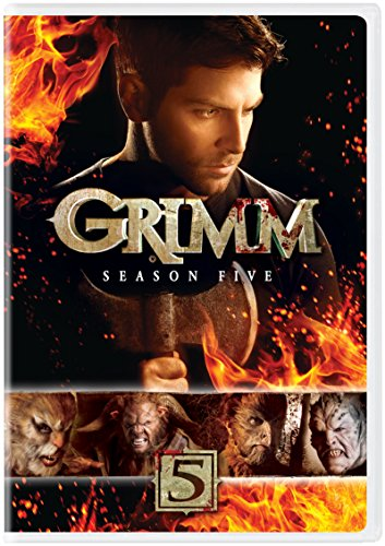 Grimm: Season Five DVD