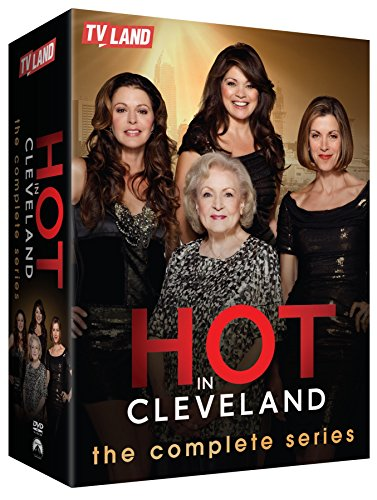 Hot In Cleveland: The Complete Series DVD