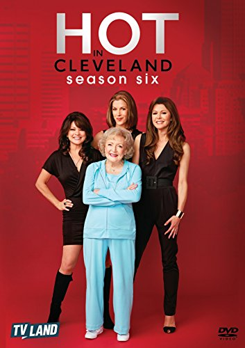 Hot In Cleveland: Season Six DVD