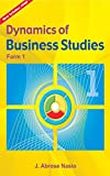 Dynamics of Business Studies: Form 1