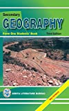 KLB Geography: SHS; Form 1