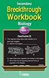 Secondary Breakthrough Workbook Biology 3