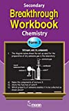 Secondary Breakthrough Workbook Chemistry 3 Cover