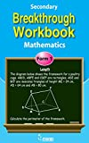Secondary Breakthrough Workbook Mathematics  1