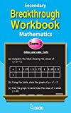 Secondary Breakthrough Workbook Maths 2