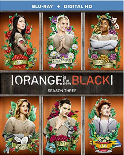 Orange Is The New Black: Season 3 [Blu-ray + Digital HD] DVD