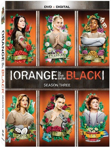 Orange Is The New Black: Season 3 [DVD + Digital] DVD