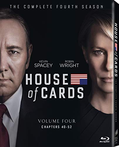 House of Cards: Season 4  DVD