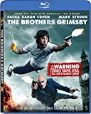 The Brothers Grimsby (Blu-ray + Digital HD) - June 21