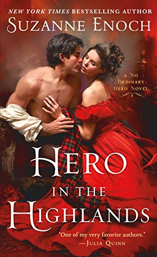 Books on Sale: Hero in the Highlands by Suzanne Enoch & More