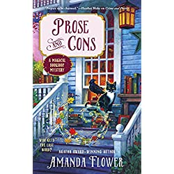 Prose and Cons (A Magical Bookshop Mystery)