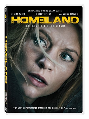 Homeland Season 5 DVD