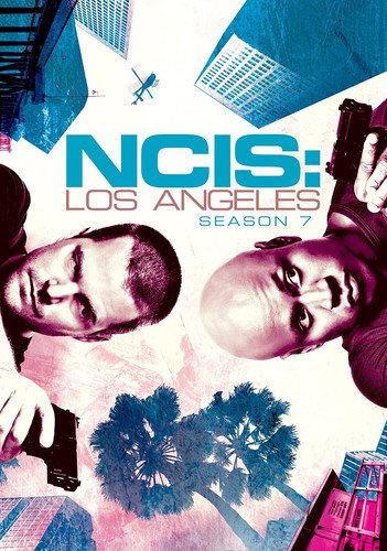 NCIS: Los Angeles: Season 7 DVD