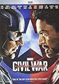 Captain America: civil war (Motion picture)