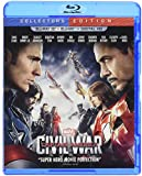 Captain America: Civil War (Blu-ray 3D + Blu-ray + Digital HD) - September 13