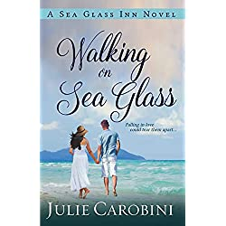 Walking on Sea Glass: A Sea Glass Inn Novel