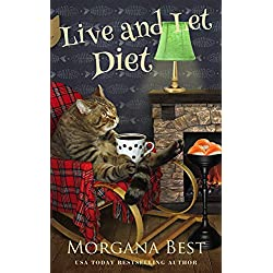 Live and Let Diet: Cozy Mystery Series (Australian Amateur Sleuth Book 1)
