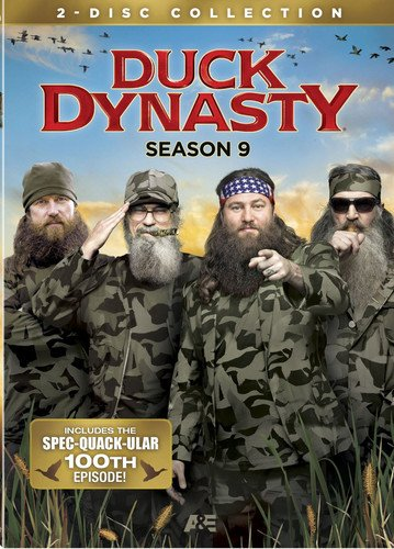 Duck Dynasty: Season 9 DVD