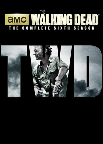 The Walking Dead Season 6 DVD