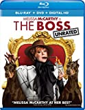 The Boss: Unrated (Blu-ray + DVD + Digital HD) - July 26