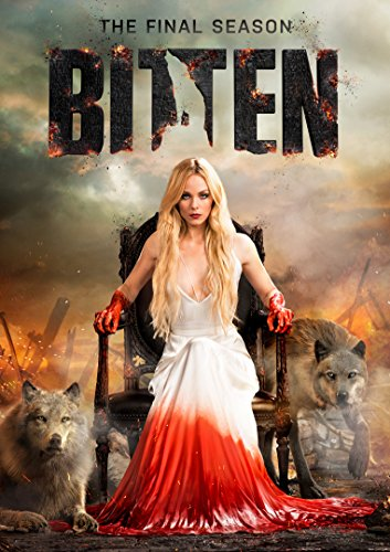 Bitten: Season 3 DVD