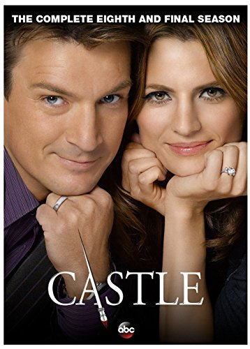 Castle: Season 8 DVD