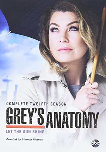 Grey's Anatomy: Season 12 DVD