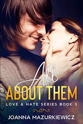 All About Them  by Joanna Mazurkiewicz