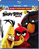The Angry Birds Movie (Blu-ray + DVD + Digital HD) - August 16