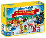 Product Image of Playmobil 9009 Advent Calendar '1.2.3 Christmas on the Farm'