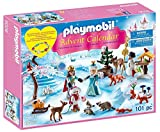 Product Image of Playmobil 9008 Advent Calendar 'Royal Ice Skating Trip'...