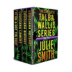 The Complete Talba Wallis Series: Vol. 1-4 (The Talba Wallis Series)