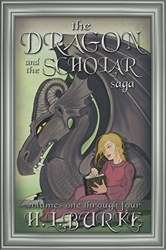 The Dragon and the Scholar Saga by H. L.  Burke
