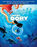 Finding Dory (Blu-ray 3D + Blu-ray + DVD + Digital HD) - November 15