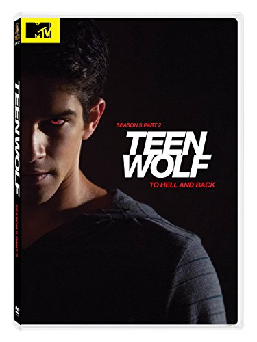 Teen Wolf Season 5 Part 2 DVD