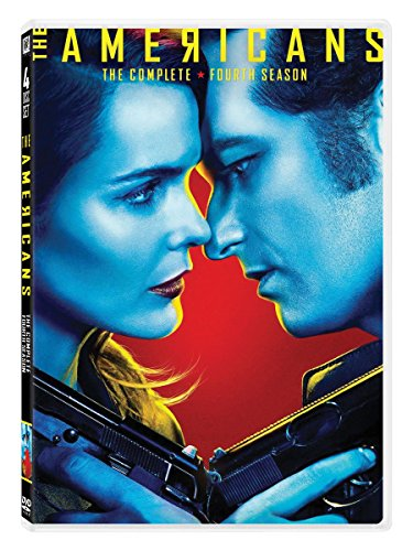 The Americans Season 4 DVD