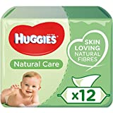 Product Image of Huggies Natural Care Baby Wipes - 12 Packs (672 Wipes Total)