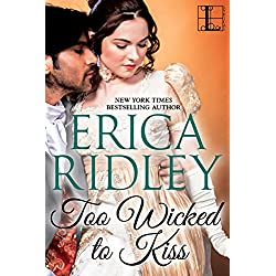 Too Wicked to Kiss (Scoundrels & Secrets)