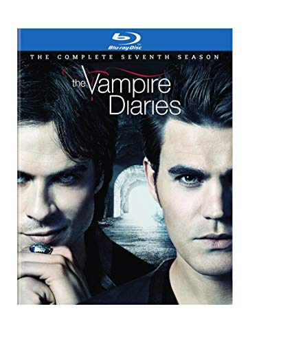 The Vampire Diaries: The Complete Seventh Season [Blu-ray] DVD