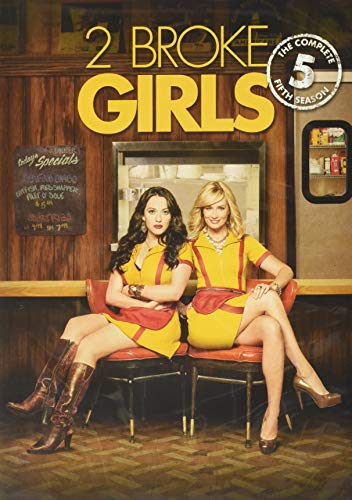 2 Broke Girls: The Complete Fifth Season DVD