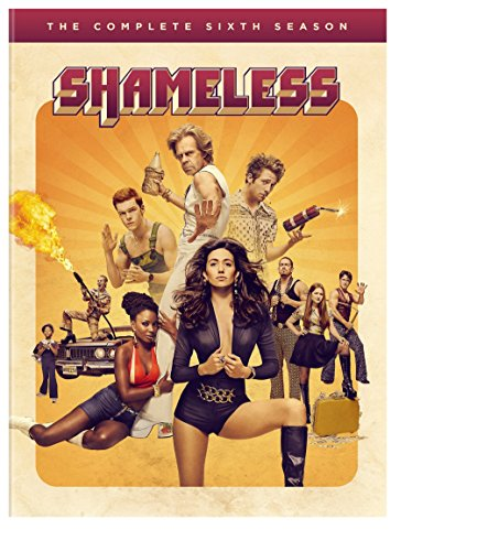 Shameless: The Complete Sixth Season DVD